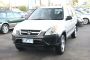 2004 Honda CR-V RD MY2004 4WD Silver 4 Speed Automatic Wagon Heatherton Kingston Area Preview