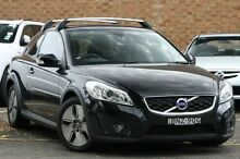 2010 Volvo C30 MY10 1.6 Drive Black 5 Speed Manual Hatchback Mosman Mosman Area Preview