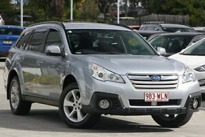 2012 Subaru Outback B5A MY13 2.5i Lineartronic AWD Premium Silver 6 Speed Constant Variable Wagon Moorooka Brisbane South West Preview