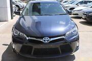 2016 Toyota Camry AVV50R Atara S Blue 1 Speed Constant Variable Sedan Hybrid Hoppers Crossing Wyndham Area Preview