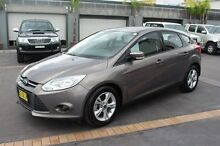 2012 Ford Focus LW Trend Grey 6 Speed Automatic Hatchback South Maitland Maitland Area Preview