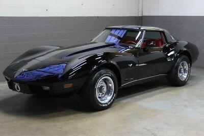 1979 Black Chevrolet Corvette   | C3 Corvette Photo 1