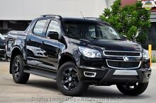 2015 Holden Colorado RG MY16 Z71 Crew Cab Black Sapphire 6 Speed Sports Automatic Utility West Perth Perth City Preview