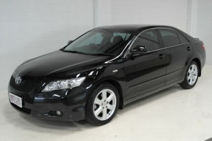 2009 Toyota Camry ACV40R Touring Black Mica 5 Speed Automatic Sedan Toowoomba Toowoomba City Preview