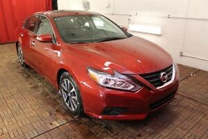 2016 Nissan Altima LEATHER! SUNROOF! HEATED WHEEL AND SEATS!