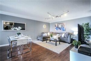 3 Bed Condo in Mississauga