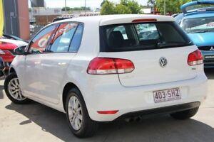 2009 Volkswagen Golf VI 90TSI Trendline White 6 Speed Manual Hatchback