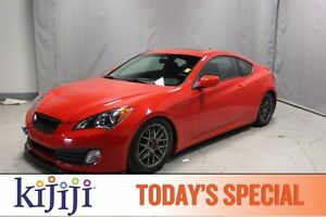 2011 Hyundai Genesis Coupe PREMIUM 2.0L TURBO Leather,  Heated S