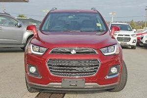 2017 Holden Captiva CG MY17 LTZ AWD Red 6 Speed Sports Automatic Wagon