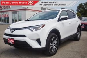 2016 Toyota RAV4 LE AWD with Upgrade Pkig