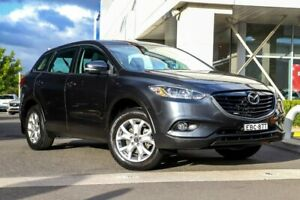 2014 Mazda CX-9 TB10A5 Classic Activematic Grey 6 Speed Sports Automatic Wagon Kirrawee Sutherland Area Preview