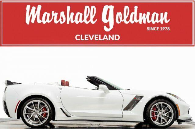 Image 1 Coche Americano usado Corvette Z06 Convertible 2016