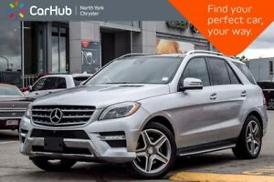 2015 Mercedes-Benz M-Class ML 350 BlueTEC AWD|Diesel|Memory Pkgs