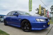 2005 Holden Commodore VZ SS Blue 4 Speed Automatic Sedan Mulgrave Hawkesbury Area Preview