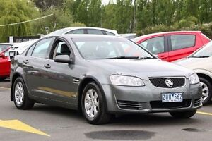 2012 Holden Commodore VE II MY12.5 Omega Grey 6 Speed Sports Automatic Sedan Ringwood East Maroondah Area Preview