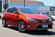 2013 Toyota Corolla ZRE182R Ascent Sport S-CVT Orange 7 Speed Constant Variable Hatchback Coburg Moreland Area Preview