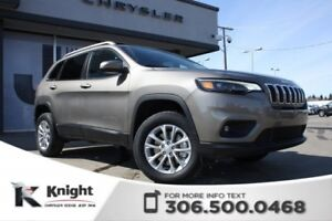 2019 Jeep Cherokee North 4x4 V6 | Heated Seats and Steering Whee