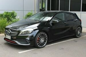 2015 Mercedes-Benz A250 W176 806MY Sport D-CT 4MATIC Black 7 Speed Sports Automatic Dual Clutch Hilton West Torrens Area Preview