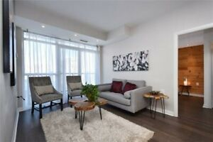 Apartment, Two bedrooms, two bathrooms, Richmond Hill for rent