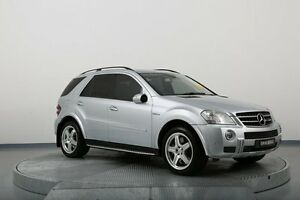 2007 Mercedes-Benz ML63 W164 Grey 7 Speed Sports Automatic Wagon Old Guildford Fairfield Area Preview