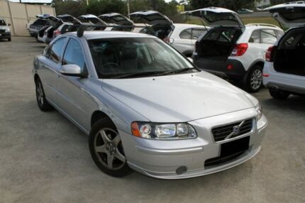 2008 Volvo S60 MY09 LE Silver 5 Speed Automatic Sedan