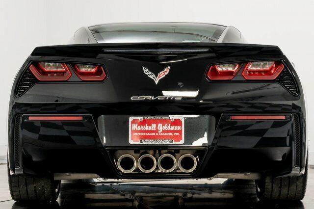 Image 7 Coche Americano usado Chevrolet Corvette 2014