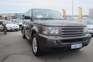 2006 Land Rover Range Rover Sport 2.7 TDV6 Slate Gray 6 Speed Sequential Auto Wagon Wangara Wanneroo Area Preview