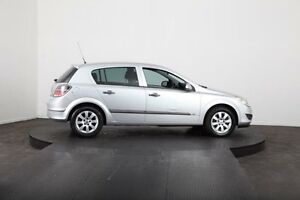 2007 Holden Astra AH MY07.5 CD Silver 4 Speed Automatic Hatchback McGraths Hill Hawkesbury Area Preview