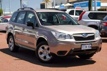 2013 Subaru Forester S4 MY13 2.5i Lineartronic AWD Bronze 6 Speed Constant Variable Wagon Myaree Melville Area Preview