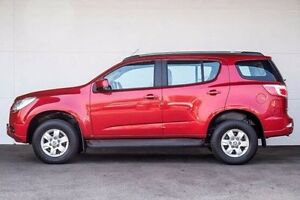 2015 Holden Colorado 7 RG MY16 LT Maroon 6 Speed Sports Automatic Wagon Pearsall Wanneroo Area Preview