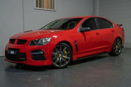 2016 Holden Special Vehicles GTS GEN F2 Red 6 Speed Auto Active Sequential Sedan Woodridge Logan Area Preview