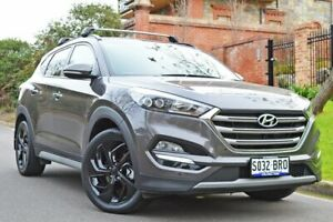 2017 Hyundai Tucson TLe MY17 Highlander AWD Grey 6 Speed Sports Automatic Wagon Medindie Walkerville Area Preview
