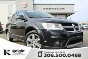 2012 Dodge Journey R/T - Heated Leather Seats - Remote Start