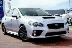 2015 Subaru WRX V1 MY15 Lineartronic AWD Silver 8 Speed Constant Variable Sedan Osborne Park Stirling Area Preview