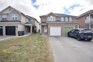 HOUSE FOR SALE IN BRAMPTON BASEMENT SEP ENTRANCE