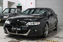 2001 Holden Special Vehicles GTS VX Black 6 Speed Manual Sedan Brookvale Manly Area Preview