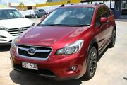 2012 Subaru XV G4X MY12 2.0i-S Lineartronic AWD Camellia Red Pearl 6 Speed Constant Variable Wagon Underwood Logan Area Preview