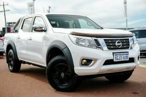 2016 Nissan Navara D23 RX White 6 Speed Manual Utility Osborne Park Stirling Area Preview