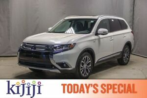 2018 Mitsubishi Outlander GT V6 ALL WHEEL CONT Demo Clearance Re