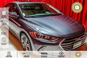 2017 Hyundai Elantra GLS BT! SUNROOF! HEATED FRONT AND REAR S...