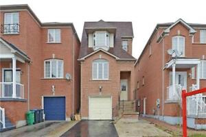 GREAT OPPORTUNITY FOR 1ST TIME BUYER - 3 BR DETACHED IN BRAMPTON