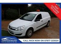 CHEAP CAR - 2007 57 VAUXHALL ASTRA 1.7 CDTI CLUB 1D 100 BHP DIESEL