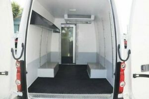2012 Volkswagen Crafter 2EH2 MY12 50 LWB TDI330 White 6 Speed Automatic Van