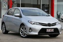 2013 Toyota Corolla ZRE182R Levin S-CVT ZR Silver 7 Speed Constant Variable Hatchback Kippa-ring Redcliffe Area Preview