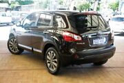 2013 Nissan Dualis J10W Series 3 MY12 Ti Hatch X-tronic 2WD Burgundy 6 Speed Constant Variable Melville Melville Area Preview