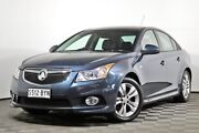 2013 Holden Cruze JH Series II MY14 SRi Blue 6 Speed Sports Automatic Sedan Edwardstown Marion Area Preview