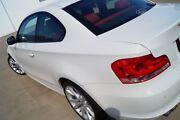 2012 BMW 125I E82 LCI MY0312 Steptronic White 6 Speed Sports Automatic Coupe Bundaberg Central Bundaberg City Preview