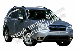 2015 Subaru Forester S4 MY15 2.0D-L CVT AWD Silver 7 Speed Constant Variable Wagon Melville Melville Area Preview