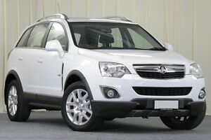 2012 Holden Captiva CG Series II 5 AWD Summit White 6 Speed Sports Automatic Wagon Unley Park Unley Area Preview