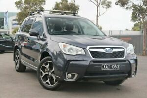 2013 Subaru Forester S4 MY13 XT Lineartronic AWD Premium Grey 8 Speed Constant Variable Wagon Docklands Melbourne City Preview